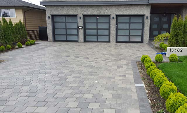 Surrey's Leading Stone and Brick Paving Company | Driveways, Walkways, Patios, Decks, Stairs and More